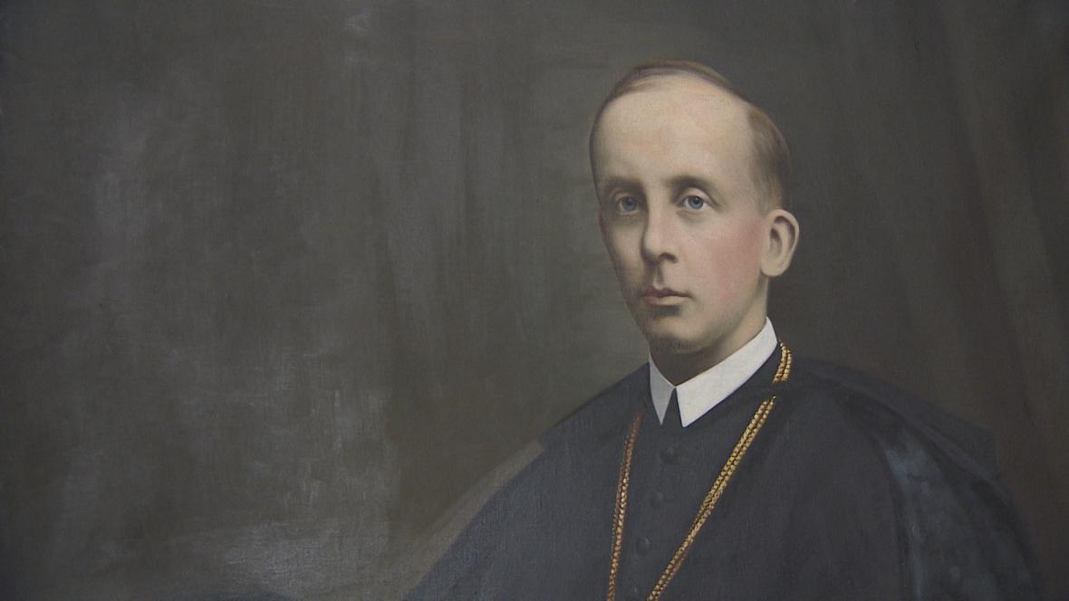 Poslední břevnovsko-broumovský opat Dominik Prokop