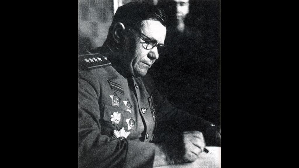 Maršál Andrej Ivanovič Jeremenko
