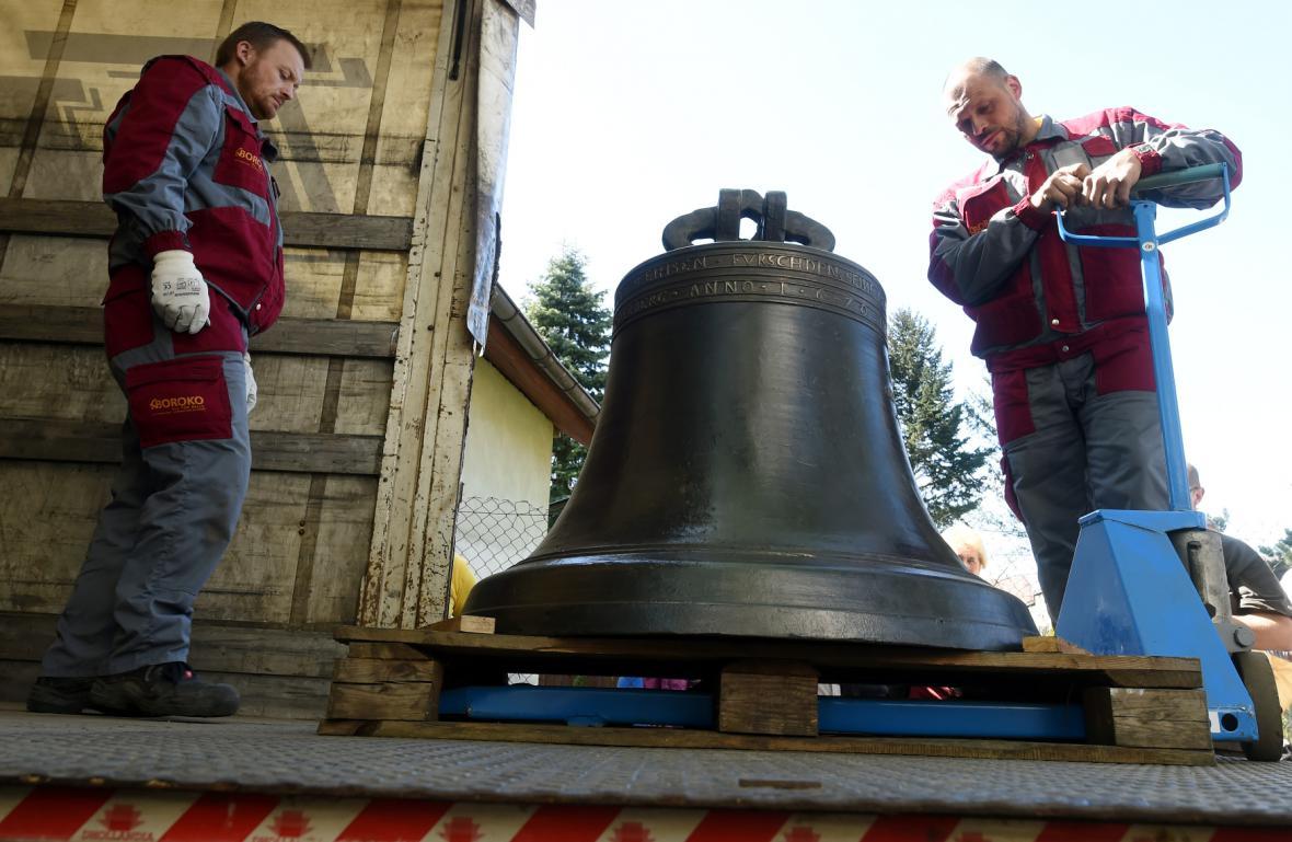 Návrat zvonů do Bohumína