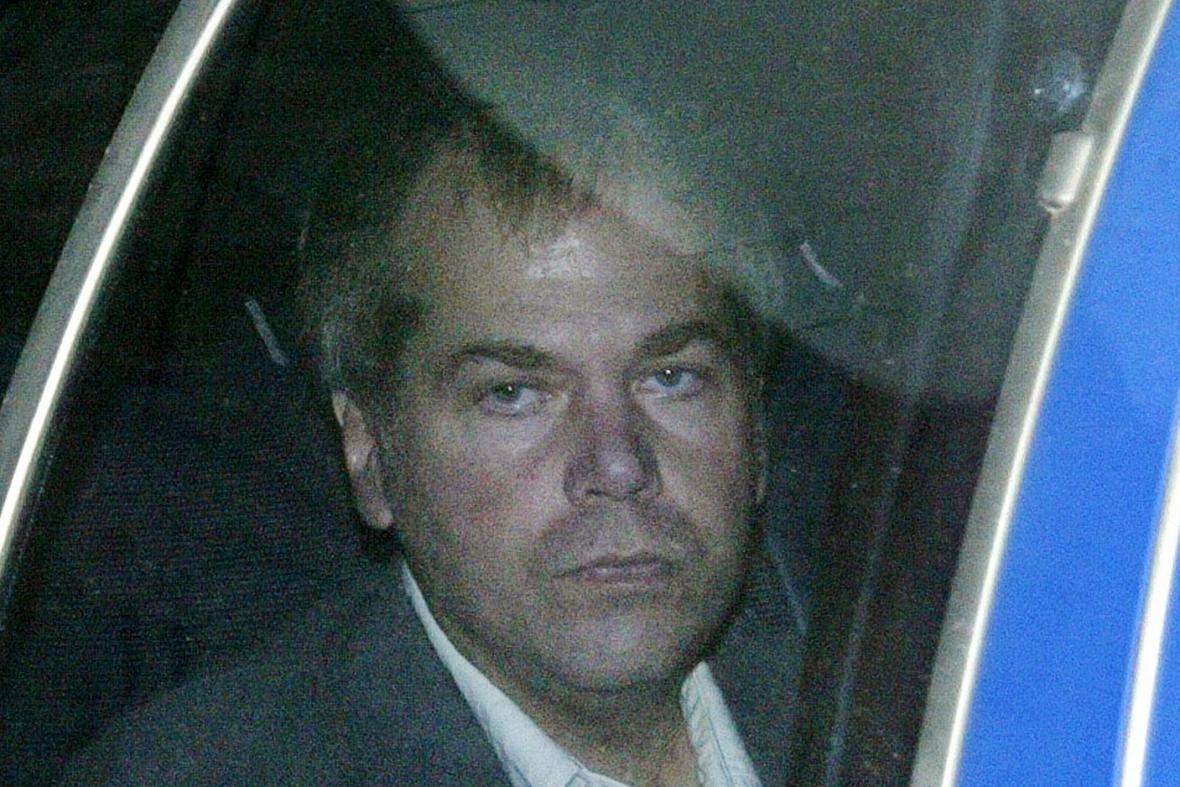 John Hinckley na snímku z roku 2003