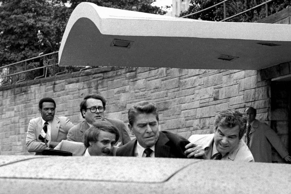 Atentát na Ronalda Reagana