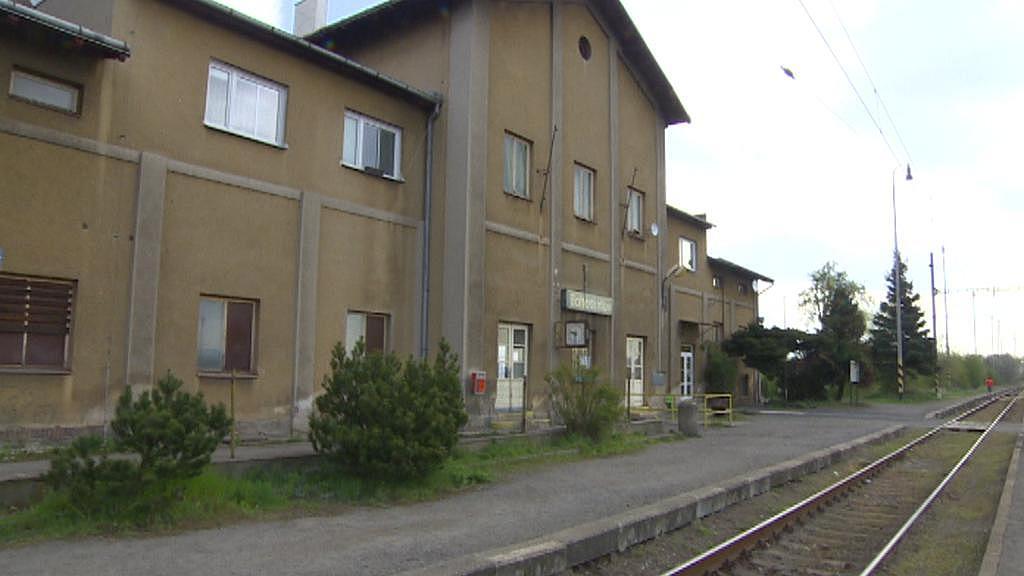 Na nádraží v Krupce zahynulo na konci války 313 lidí
