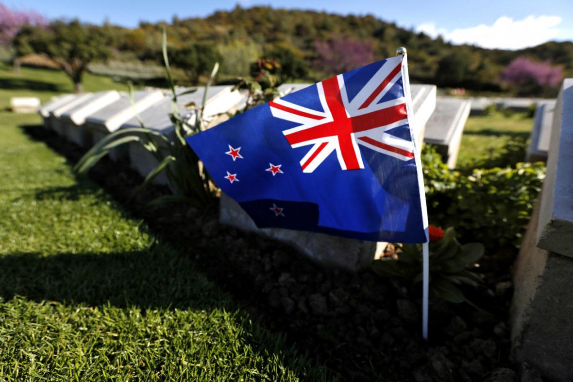 Vojenský hřbitov na Gallipoli