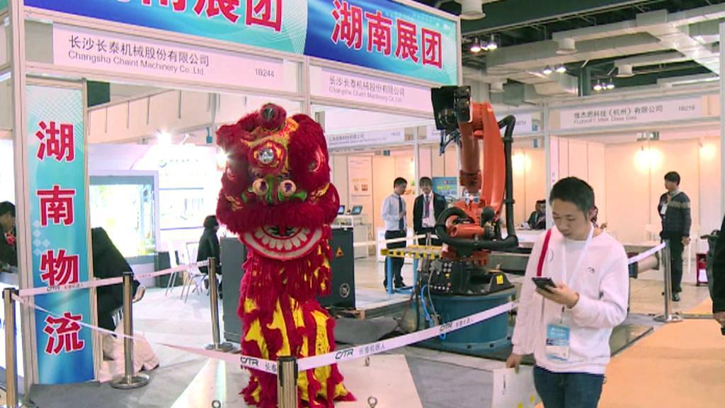 Veletrh v Šanghaji
