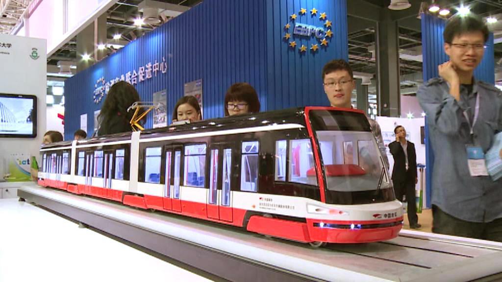 České tramvaje pro Čínu