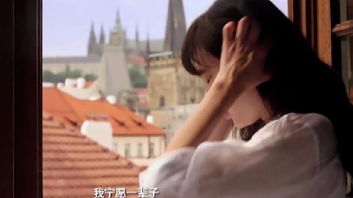Čínský film láká turisty do Prahy