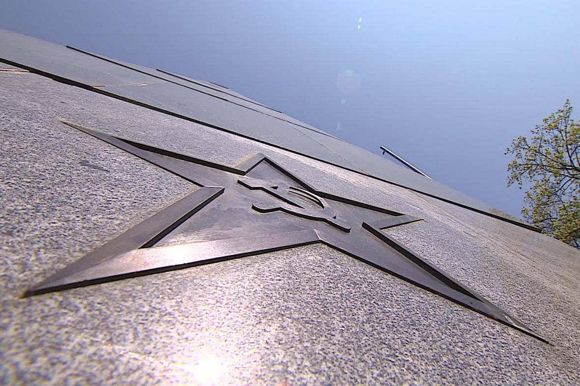 Památník Rudé armády v Králově Poli