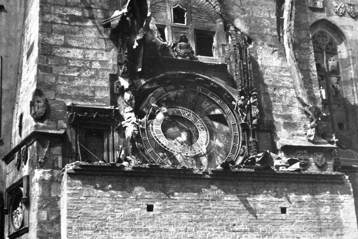 Pražské povstání 1945
