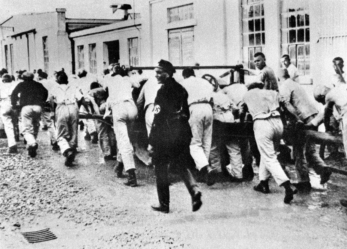 Tábor v Dachau