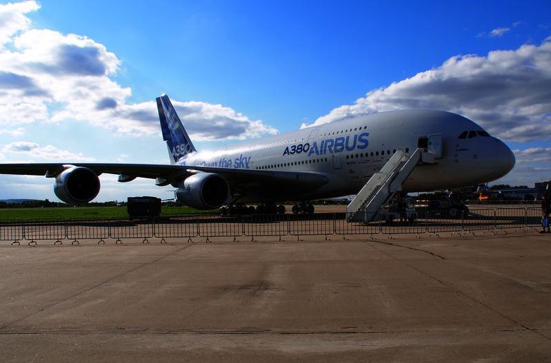 Airbus A380 (ilustrační foto)