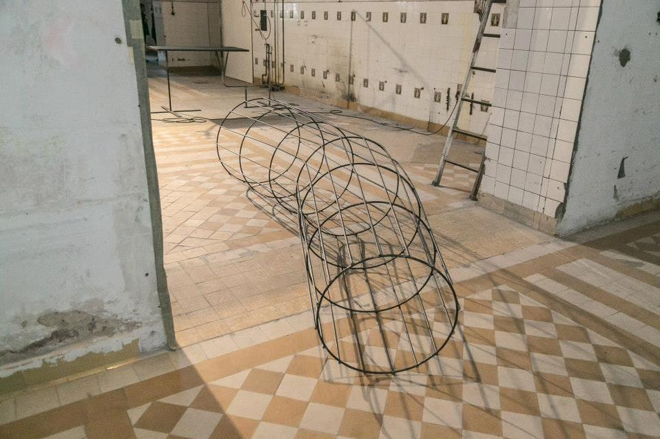 Výstava Evy Koťátkové