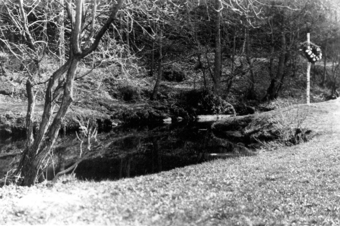 Místo poprav u řeky Balinky
