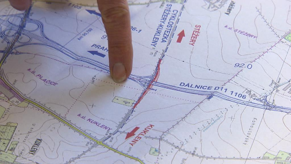 Stěžery žádají rozšířit most o pruh pro cyklostezku