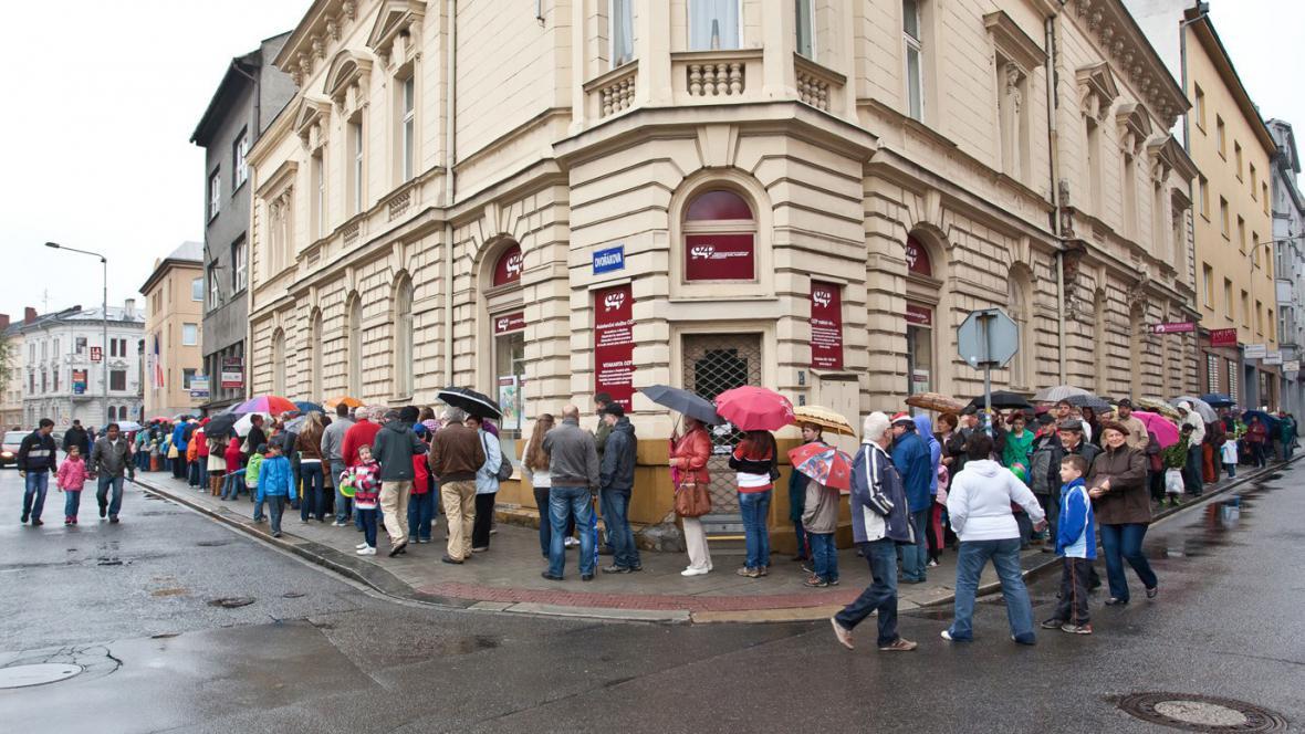 Den otevřených dveří Ostrava 2013