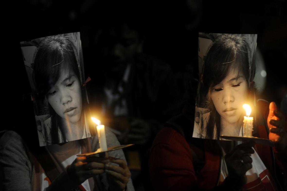 Filipínka Mary Jane Velosová byla trestu smrti ušetřena
