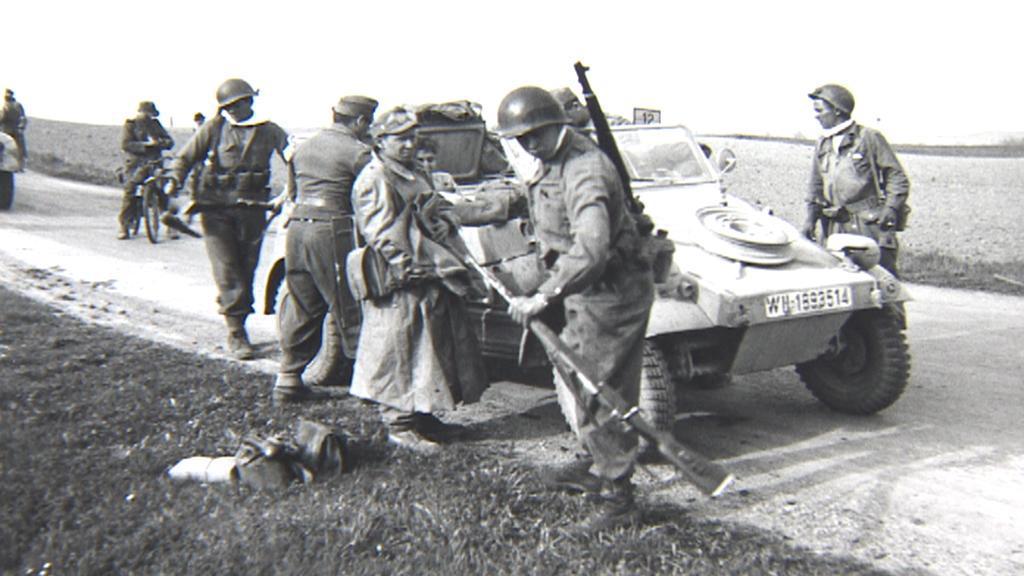 Pro oblast Příbramska válka končila až 12. května 1945