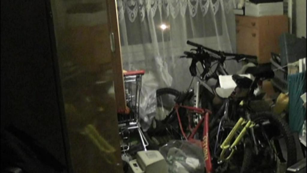 Odcizená kola v bytě drogového dealera