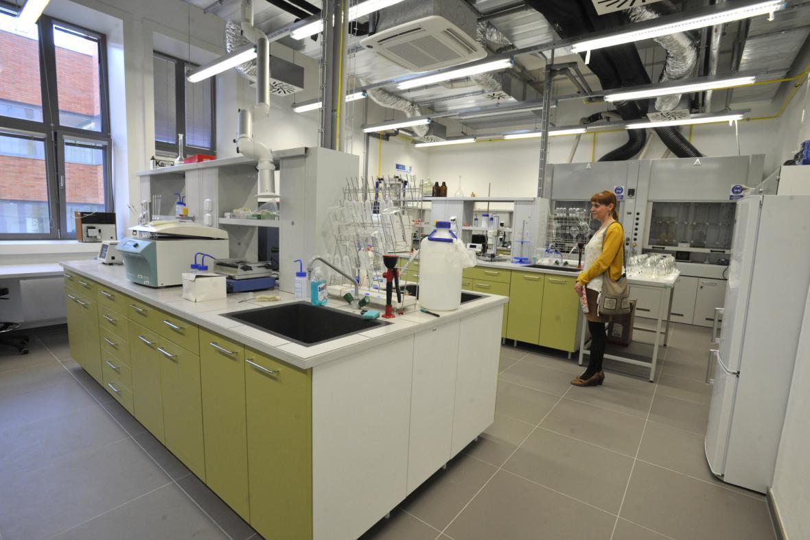 Nové Centrum polymerních systémů