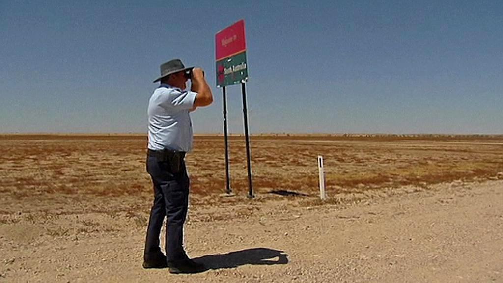 Osamělý australský policista