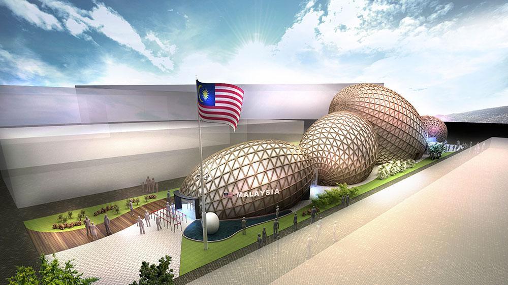 Expo 2015: pavilon Malajsie