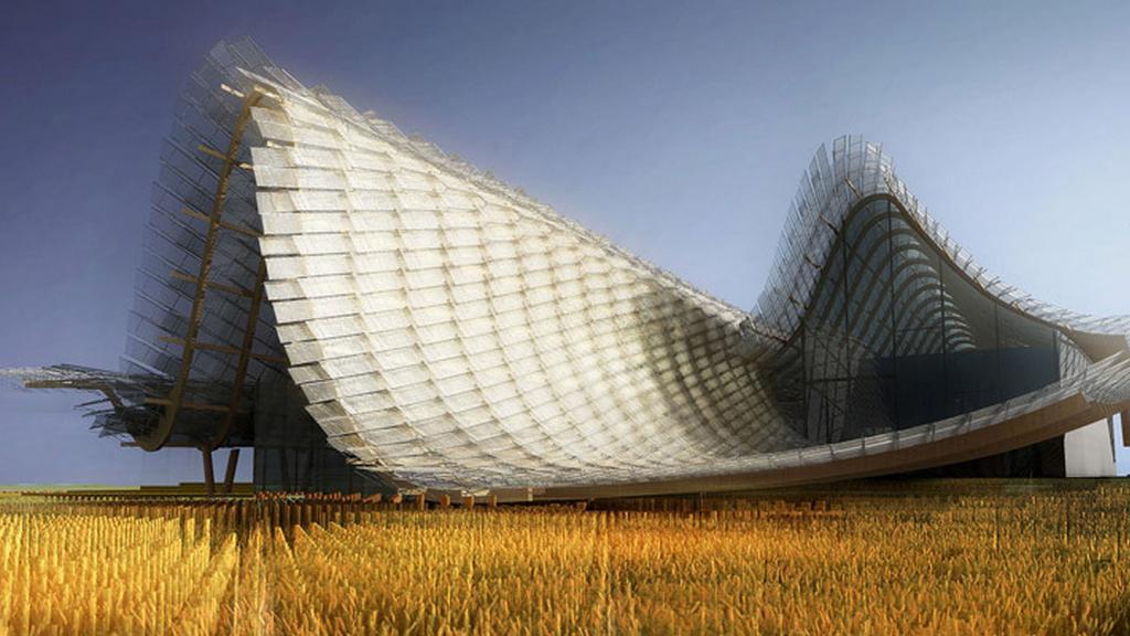 Expo 2015: pavilon Číny