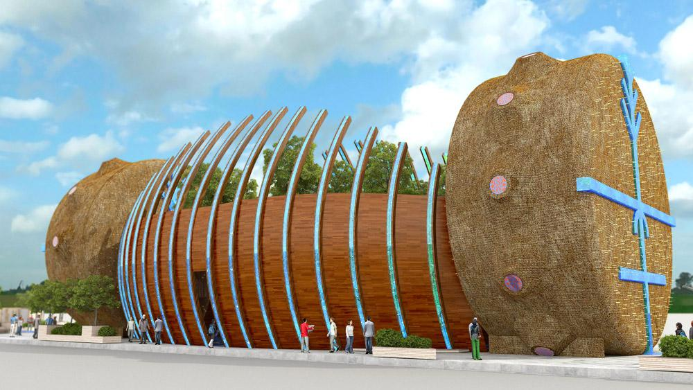 Expo 2015: pavilon Maďarska