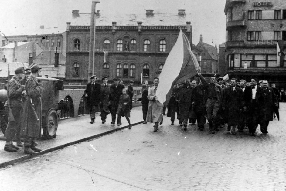 Povstání v Kolíně 5. května 1945