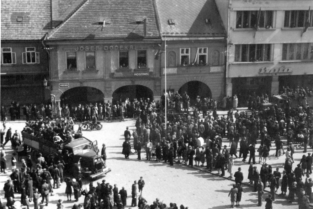 Povstání v Nymburce 2. května 1945