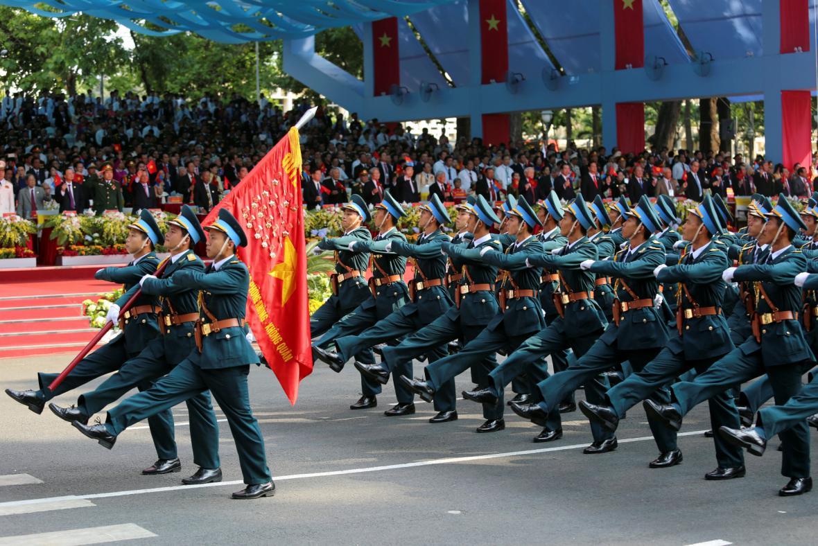 Oslavy 40. výročí konce vietnamské války