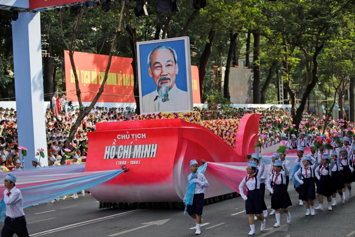 Oslavy konce vietnamské války