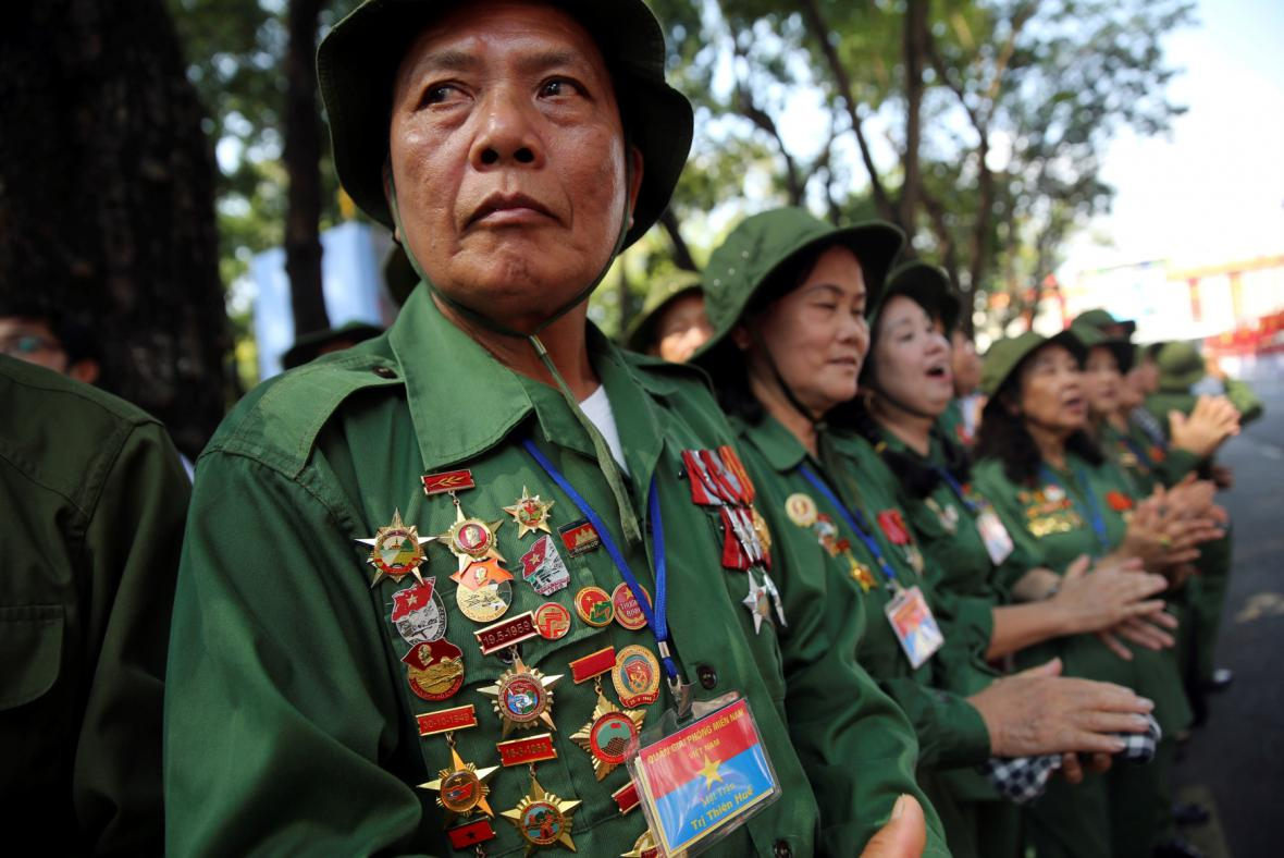 Veteráni vietnamské války