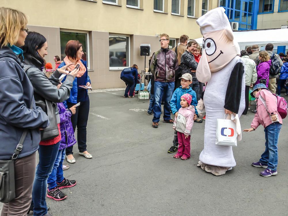 Den otevřených dveří v Televizním studiu Ostrava 2015