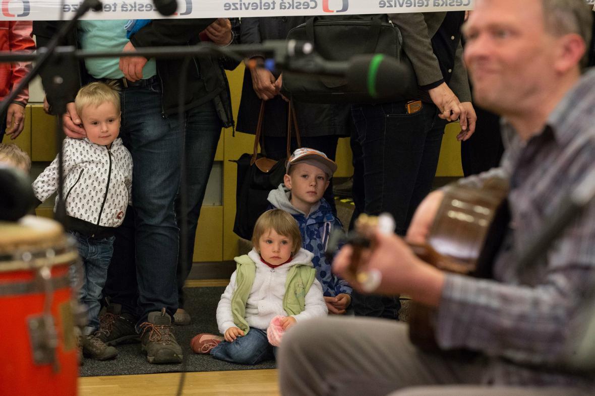 Den otevřených dveří v České televizi