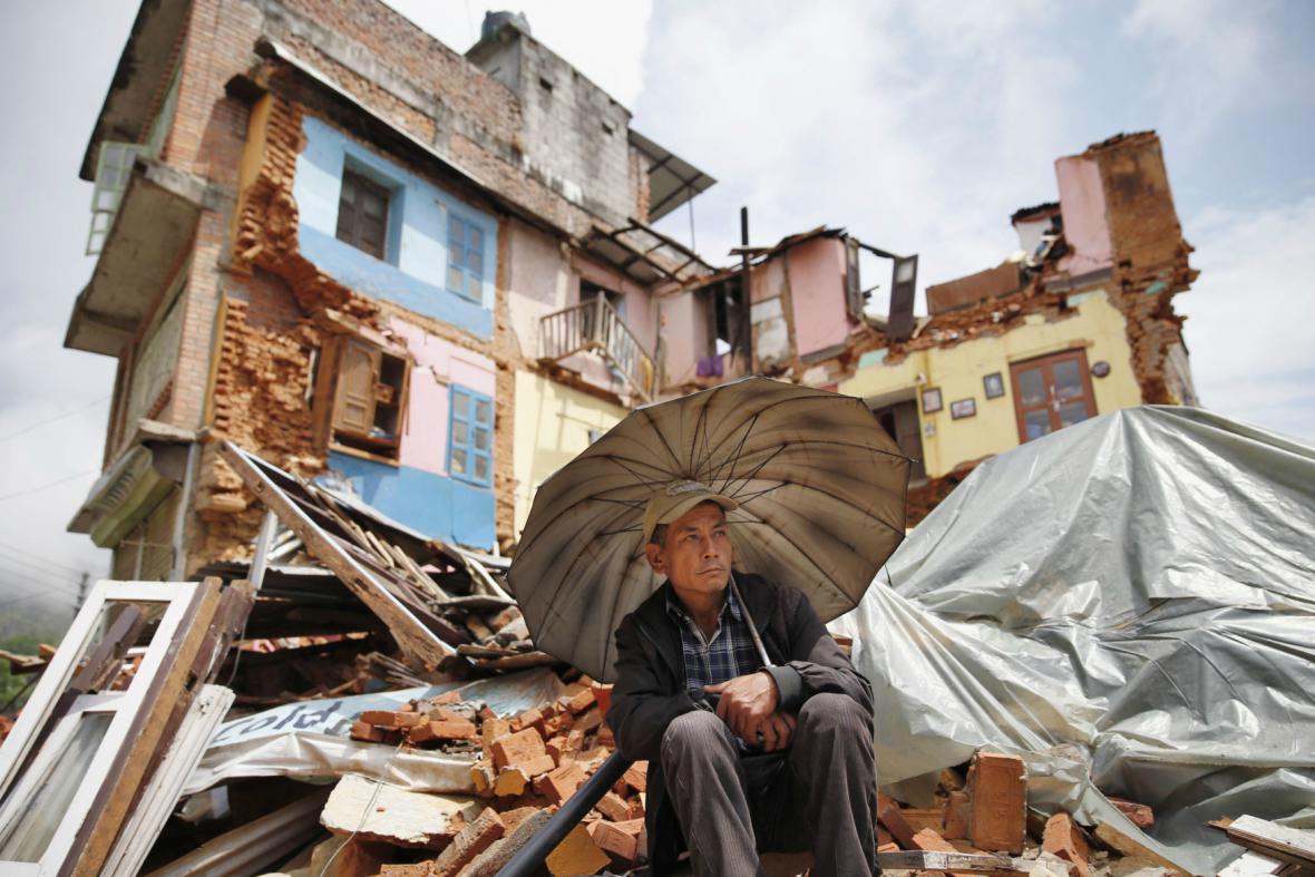 Nepálci se ocitli v kritické situaci