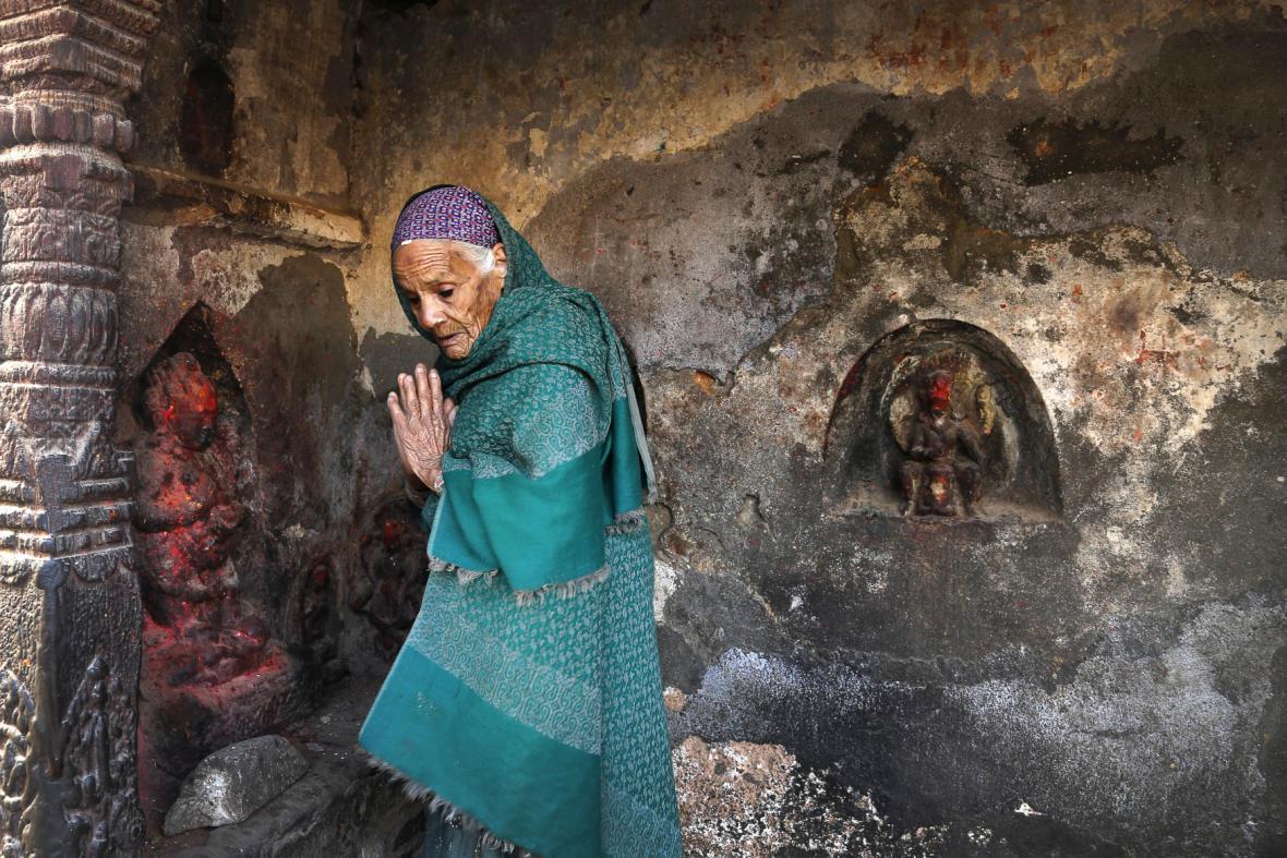 Nepálci se po zemětřesení ocitli v kritické situaci