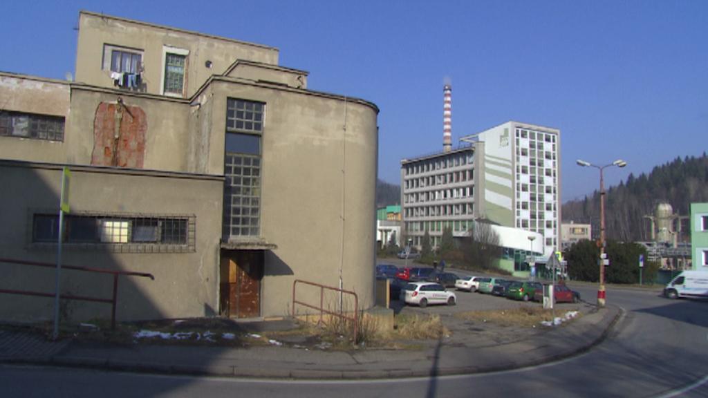 Vyloučená lokalita v Přerově