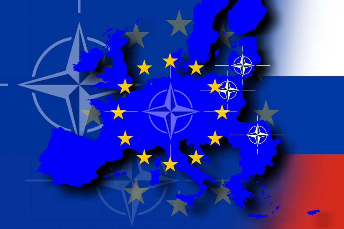 NATO-Rusko