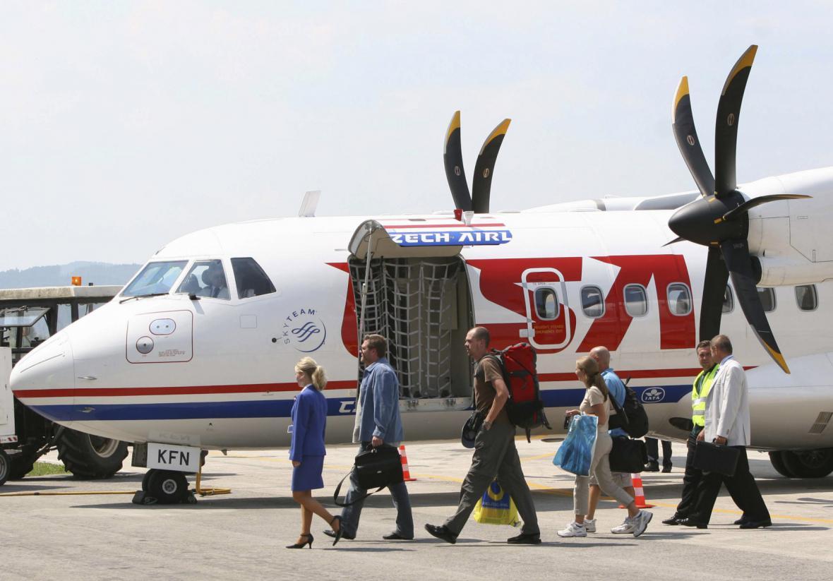 Letadlo ATR 42