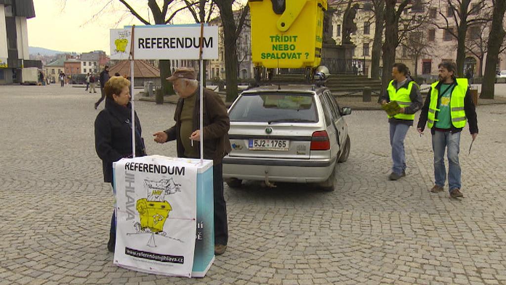 Odpůrci spalovny chtěli referendum už s volbami na podzim 2014 - archivní snímek