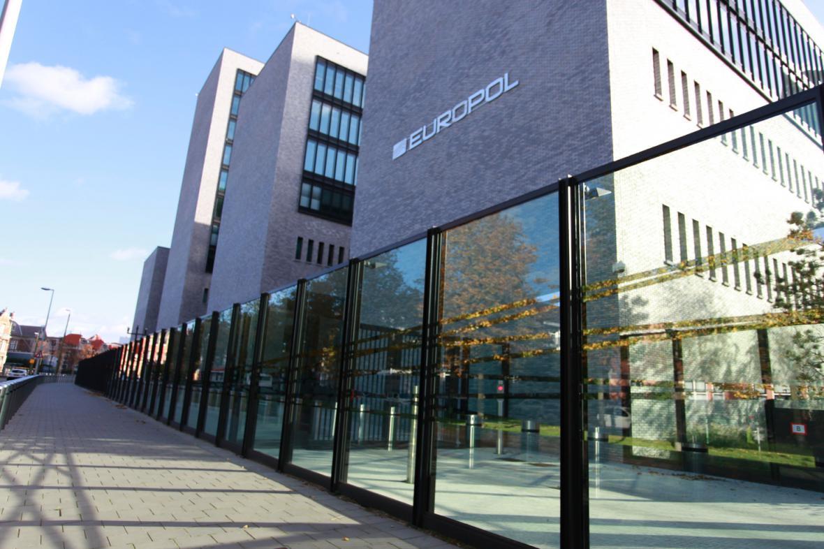 Sídlo Europolu v Haagu