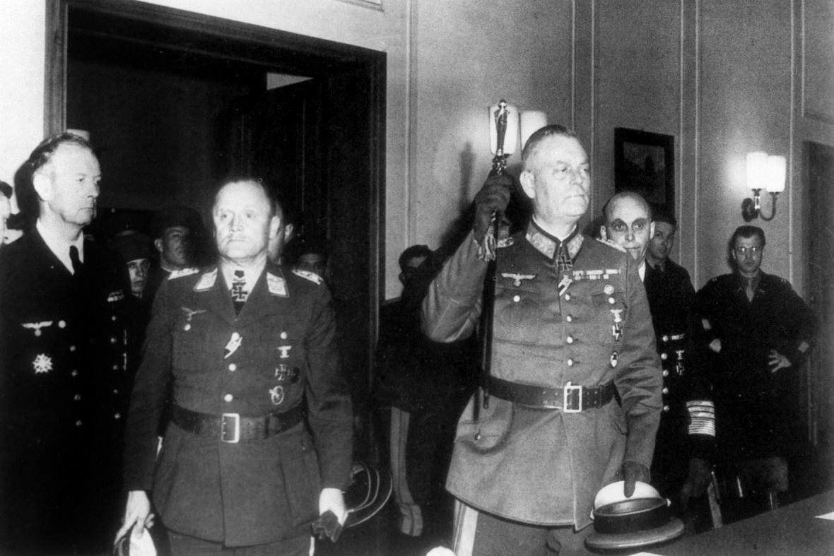 Němečtí velitelé