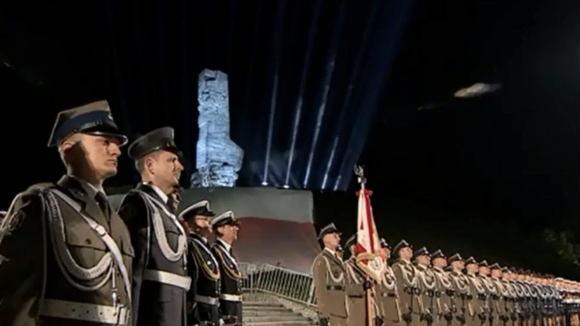 Půlnoční pieta na Westerplatte
