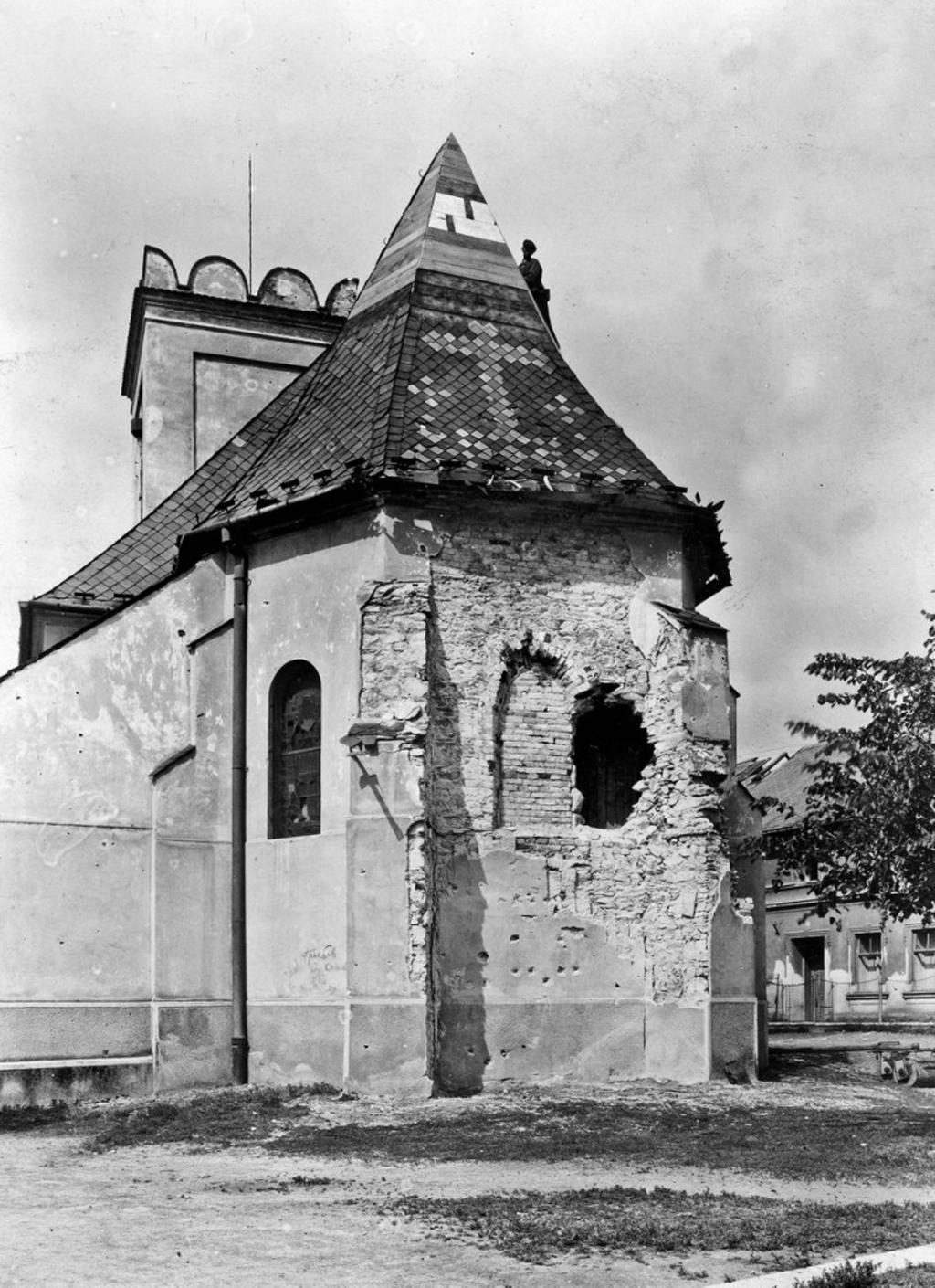 Osvobození Olomouce