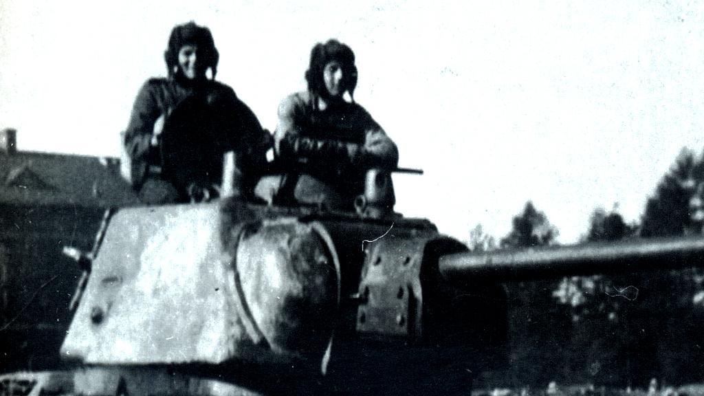 Ostrava, 1945