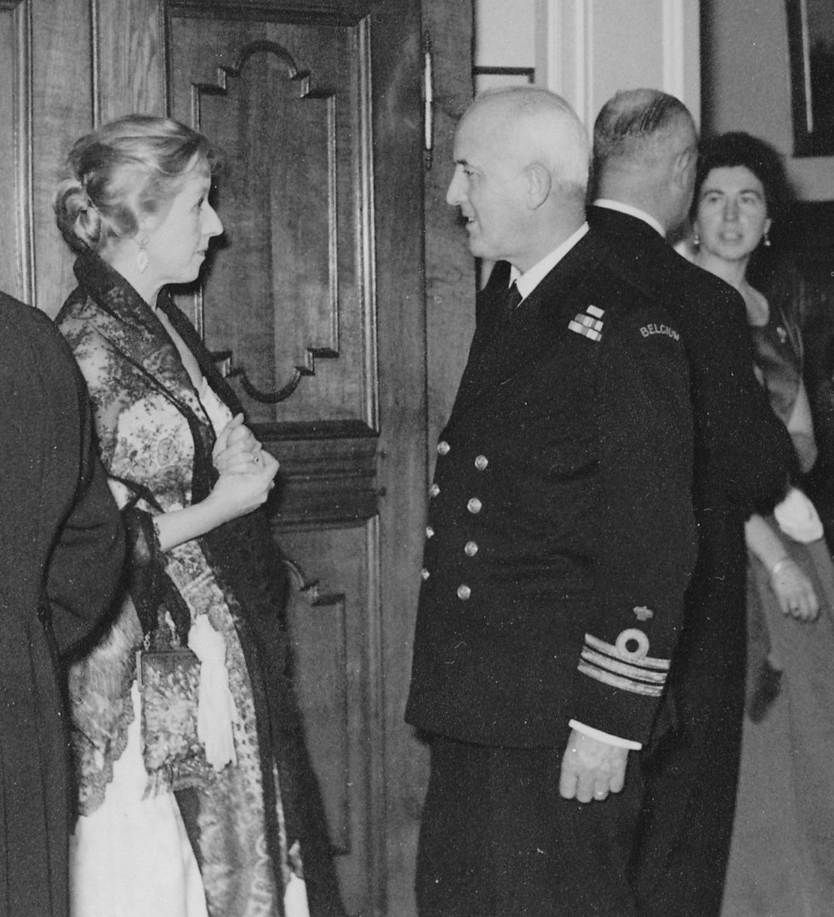 M. Stará a G. Stainier - 1959