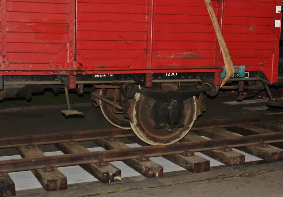 Vlak paměti