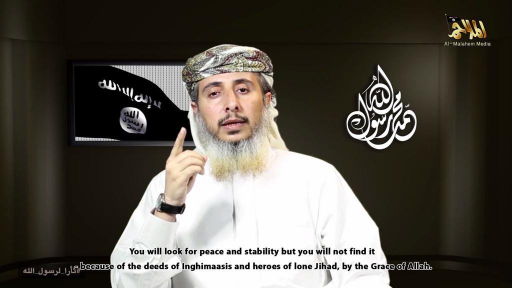 Jemenský člen al-Káidy Násir bin Alí Anasí