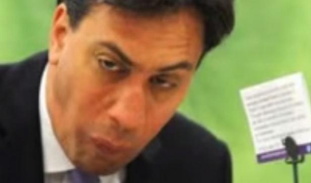 Fotografie, kvůli které se Ed Miliband stal terčem vtipů