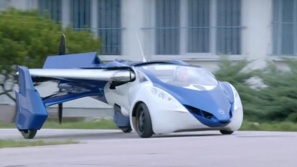 Aeromobil 3