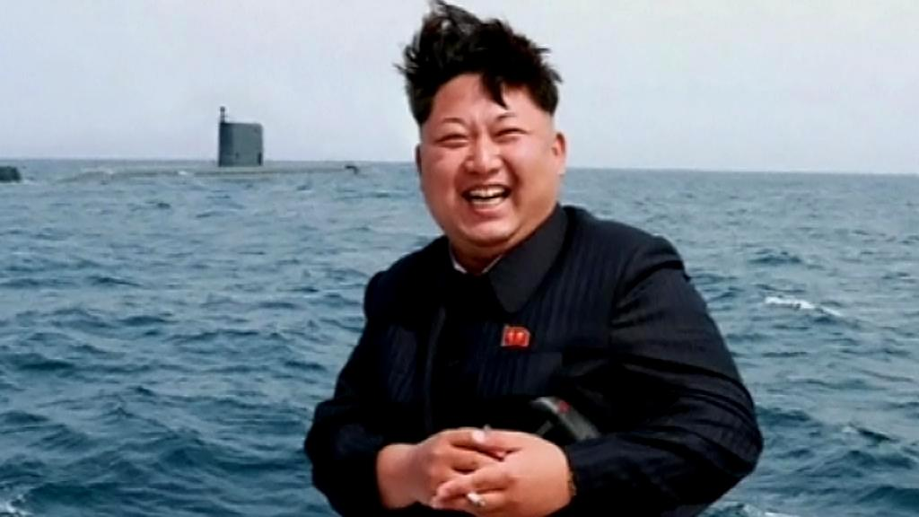 Kim Čong-un se osobně zúčastnil testu rakety typu SLBM